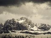 Mountain Range in South Tyrol — Stock Photo