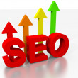 Search Engine Optimization SEO - Stock Photo