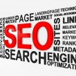 Search Engine Optimization SEO - ストック写真