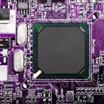 Chip CPU — Stock Photo
