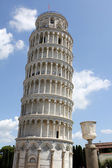 Leaning Tower of Pisa Italy — Стоковое фото