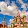 Red square, Moscow — Foto de stock #5470244