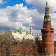 Stock Photo: The Kremlin, Moscow, Russia