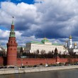 Ancient fortress Kremlin, Moscow — Stock Photo
