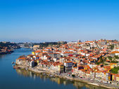 Panorama of Porto, Portugal — Stock Photo