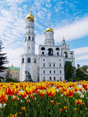 Ivan the Great Bell-Tower complex, Kremlin, Moscow, Russia — Стоковое фото
