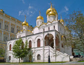 Annunciation Cathedral, Kremlin, Moscow — Stock Photo