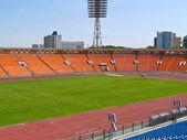 Tom fotbollsstadion — Stockfoto
