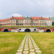 Stock Photo: Royal palace, Warsaw, Poland
