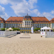 Stock Photo: Art Noveau style mansion, Sopot, Poland