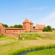 Royalty-Free Stock Photo: Medieval castle in Malbork