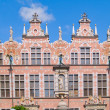 Great armory Gdansk, Poland — Stock Photo