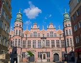 Great armory Gdansk, Poland — Stock Photo