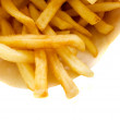 Pile of french fries — Stock Photo