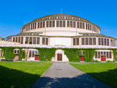 Centennial hall, Wroclaw, Poland — Stock Photo