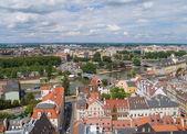 Old town of Wroclaw, Poland — Zdjęcie stockowe