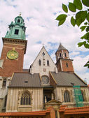 Wawel cathedral, cracovie, pologne — Photo