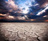 Drought earth — Stockfoto