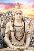 Big Shiva statue in Bangalore — Stock Photo