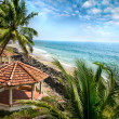 Ocean view in Kerala — Stock Photo