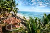 Ocean view in Kerala — Stock Photo