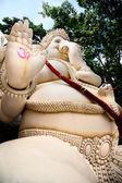 Big Ganesha statue in Bangalore — Stock Photo