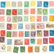 Finland stamps - Stock Photo