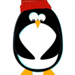 Penguin — Stock Vector