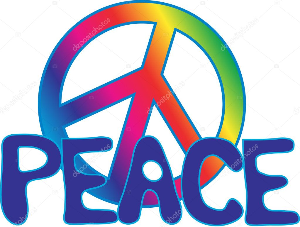 Peace знак