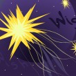 Wish Upon a Star - Stock Vector