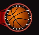 Basketball Ball Set 2 — Stock Vector