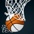 Stock Vector: Basket 3