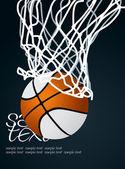 Basket 3 — Stock Vector