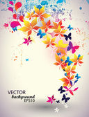 Colorful Vector Background — Stock Vector