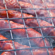 Stock Photo: Grill sausage