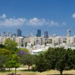 Stock Photo: View of Tel Aviv.