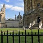 Students' Oxford, England. — Stock Photo
