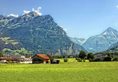 The Alps. — Stock Photo