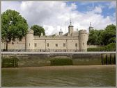 The Tower of London. — Zdjęcie stockowe