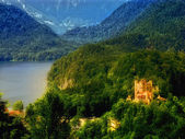 Bavarian Alps. — Stock Photo