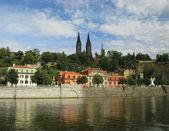 Prague. Vyshegrad. — Stock Photo