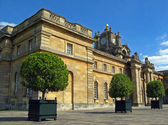 Blenheim Palace - Marlborough Estate, Churchill's birthplace. England. — Stock Photo