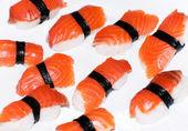 Sushi isolated — Stock Photo