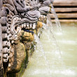 Hot Springs in Banjar, Bali, Indonesia — Stock Photo