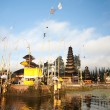 Bali Pura Ulun Danu Bratan — Stock Photo