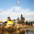 Bali Pura Ulun Danu Bratan — Stock Photo