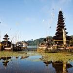 Pura Ulun Danu Bratan — Stock Photo #5896037