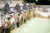 Hot Springs in Banjar, Bali, Indonesia — Stock Photo