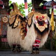 Barond Dance Bali Indonesia - Stock Photo