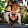 Barond Dance Bali Indonesia — Stock Photo